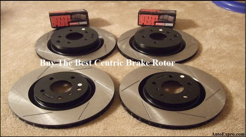How to buy centric Brakes rotors