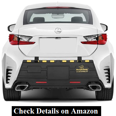 Gold Edition Bumper Bully Extreme Outdoor Bumper Protector