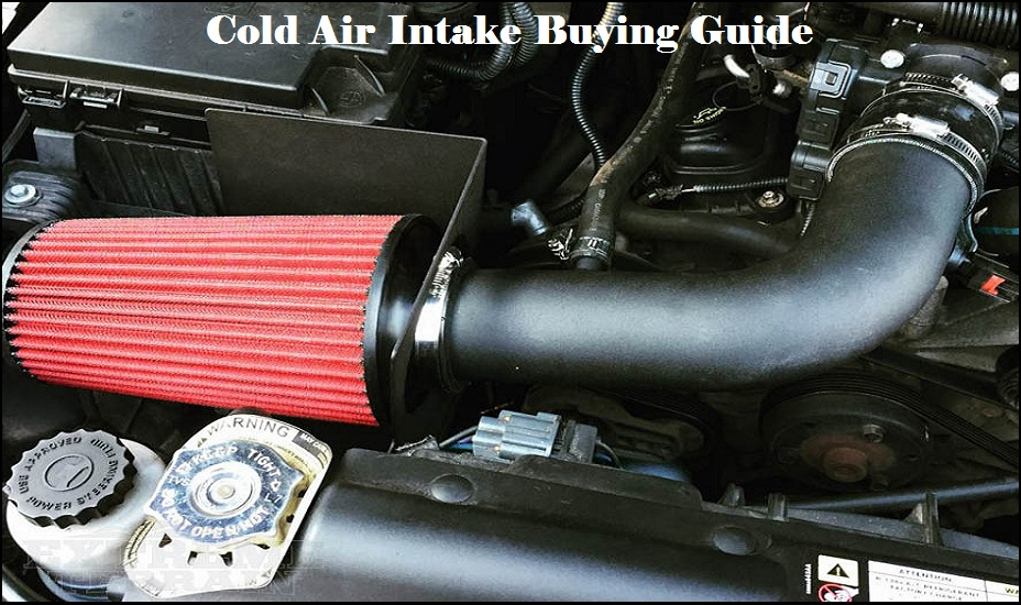 Cold air intake buying guide