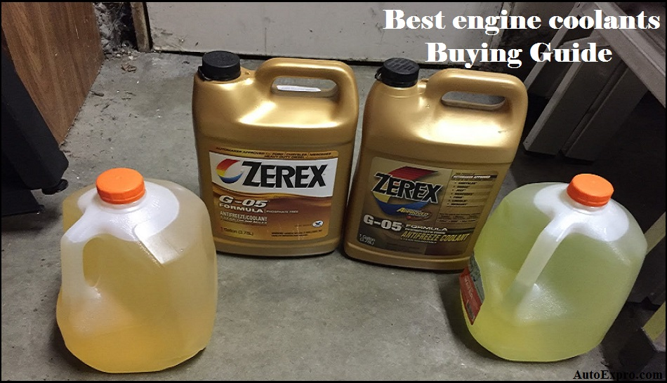 best engine coolants buying guide