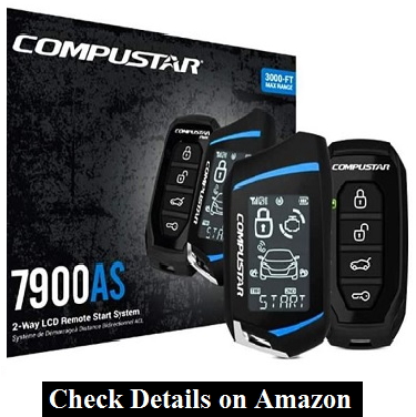 Compustar CS7900-AS All-in-One 2-Way Remote Start