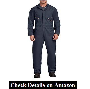 Dickies Twill Deluxe Long Sleeve Coverall