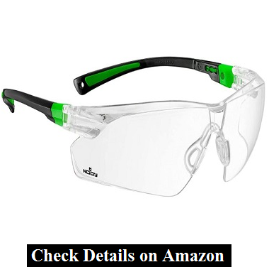 NoCry Safety Glasses with Clear