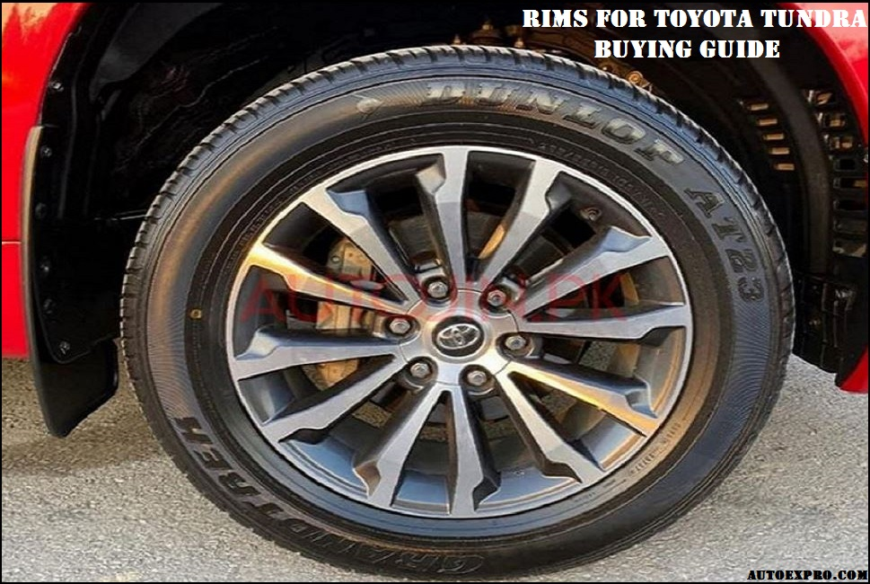 Rims for Toyota Tundra Buying Guide