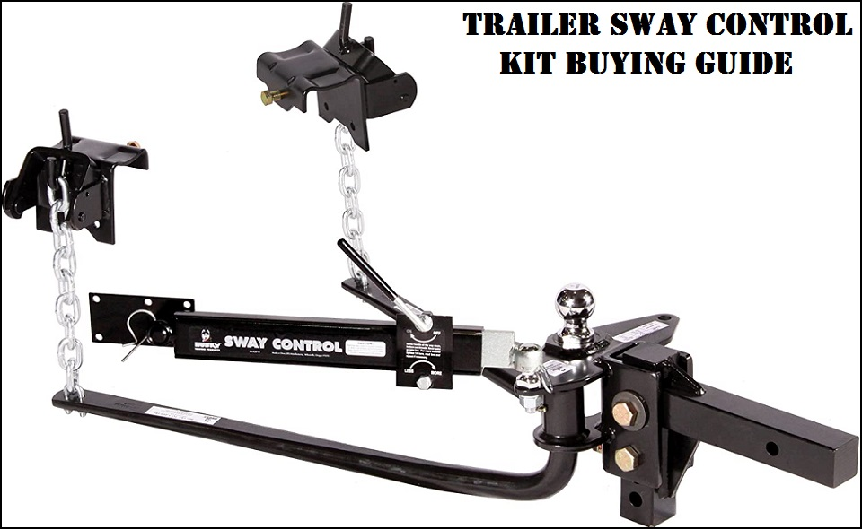 Sway control kit buying guide