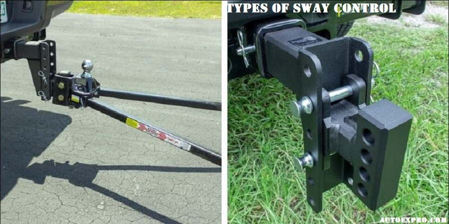 Types of Sway control Kit