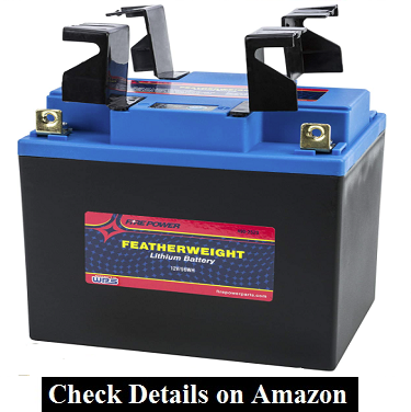 Fire Power Featherweight Lithium Battery