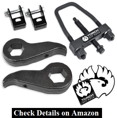 TORCH 3 Front Lift Kit