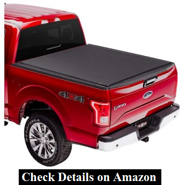 TruXedo Pro X15 Soft Roll Up Truck Bed Cover