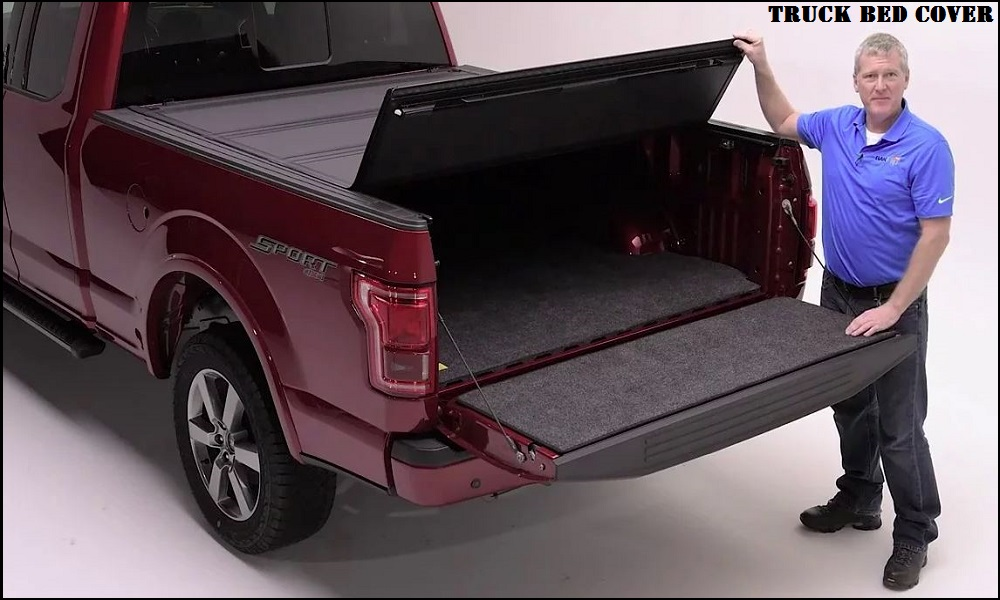 Truck Bed cover for F1500