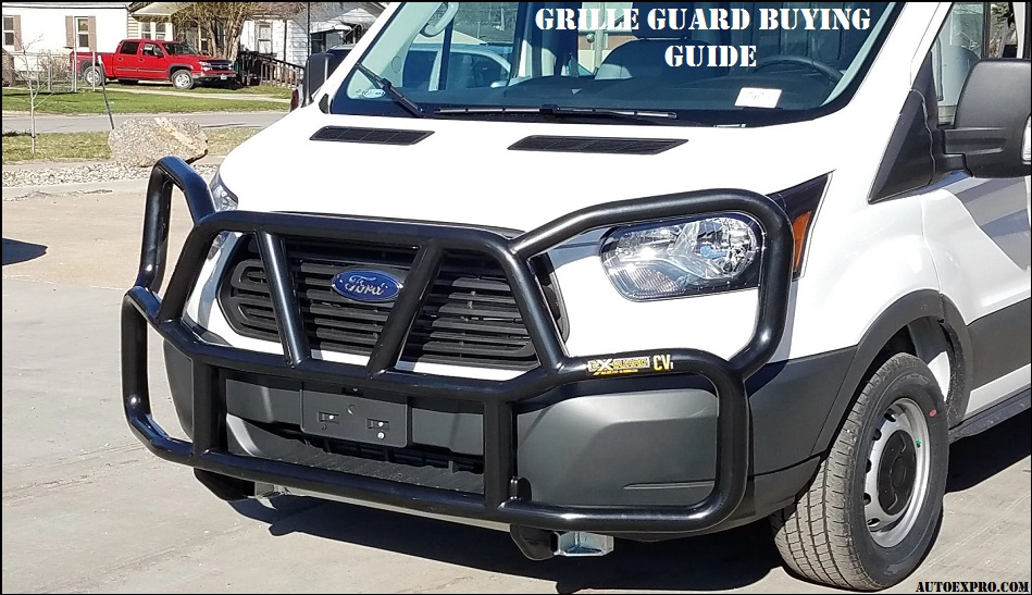 buying guide for grille guard