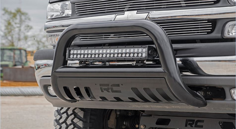 Legality of Grille Guards for Deer